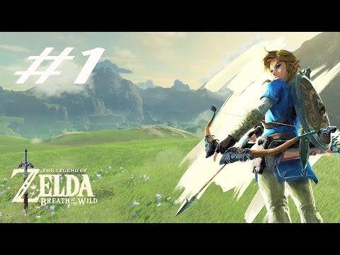 The DIRECTO!! Legend of Zelda Breath of the Wild - EP 1 - El Inicio de una GRAN aventura