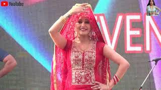 #MSATYAM Tere bol Rasile Marjani Jab Baje Ragni Re Sapna Choudhary 2019 song