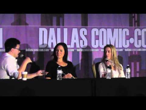 Dallas Comic Con - FanDays Oct 2015 - Lost Girl - Anna Silk / Zoie Palmer