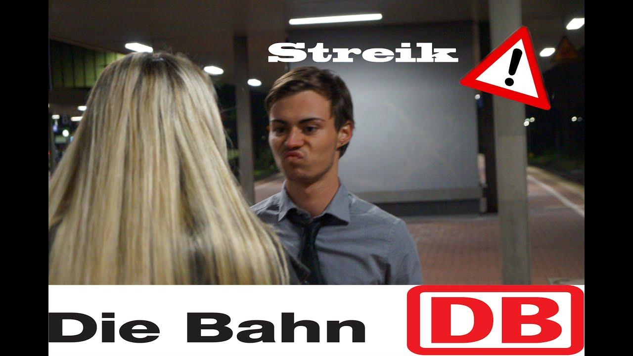 Deutsche Bahn Streik Hotline