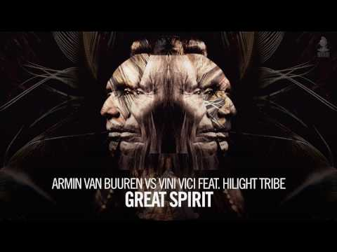 Armin van Buuren vs Vini Vici feat. Hilight Tribe - Great Sp