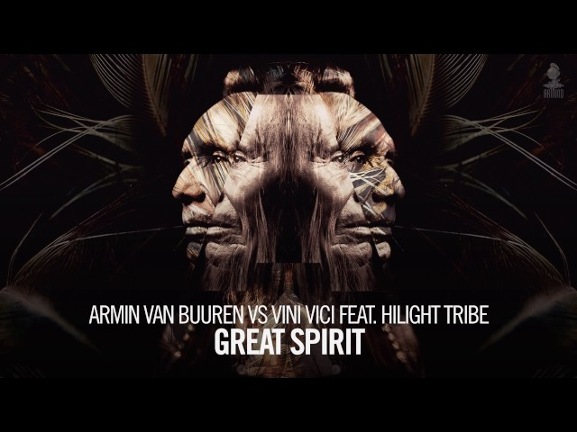 Armin van Buuren vs Vini Vici fe - Great Spirit