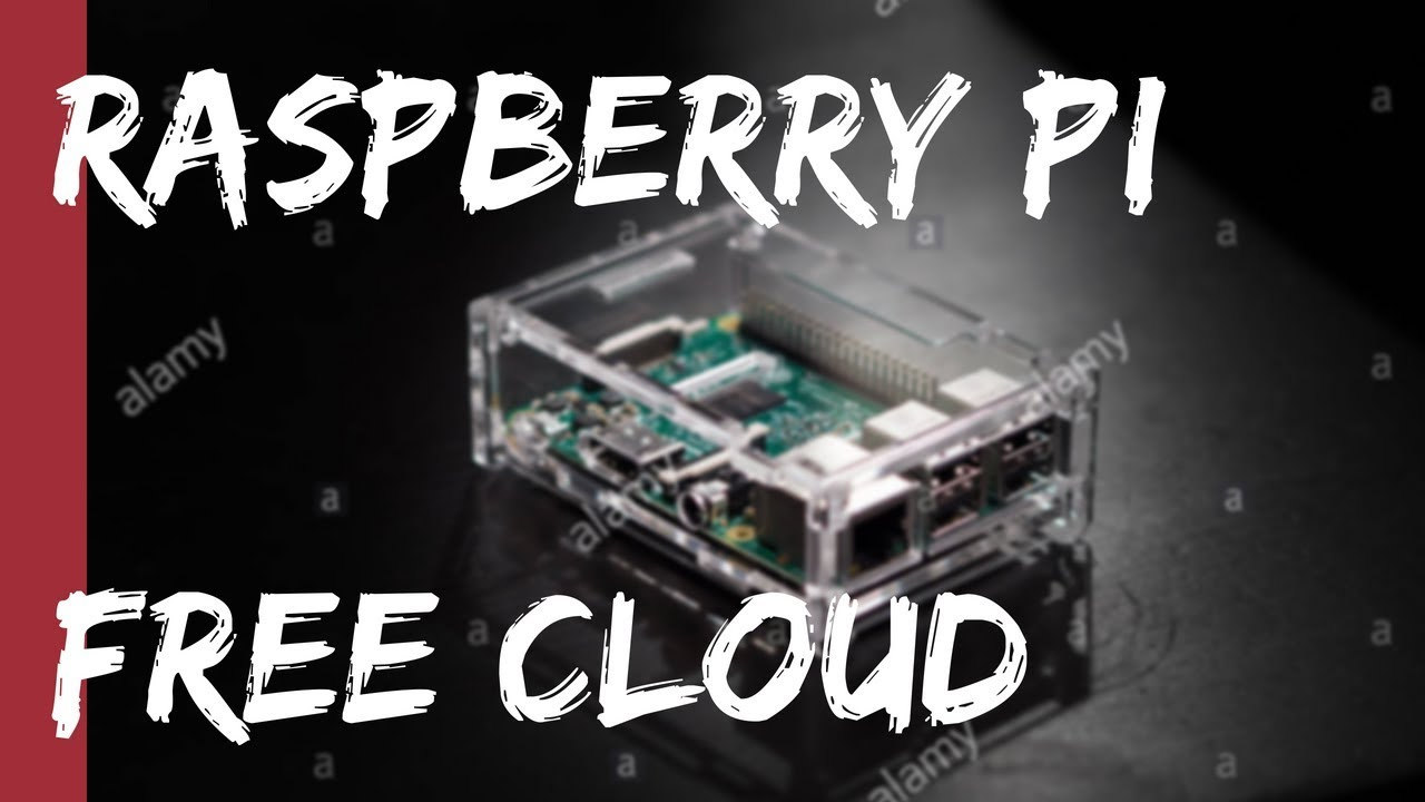 Convert Your Raspberry Pi Into A Personal Cloud Storage | Free Cloud  Storage - 2018