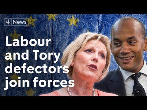 Conservative MPs quit over Brexit – and join Labour defectors