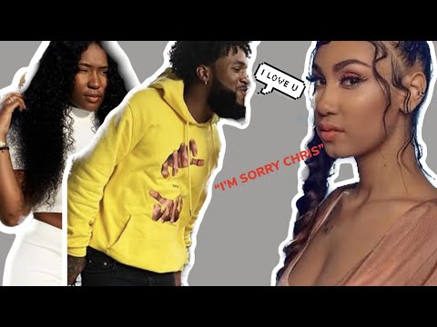 Queen Naija Issues A PUBLIC Apology To Chris And Airi