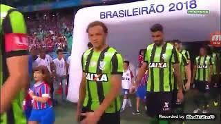 Bahia x América.Mineiro melhores momentos
