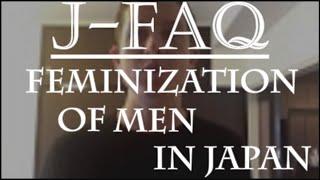 JFAQ: The Feminization of Men In Japan