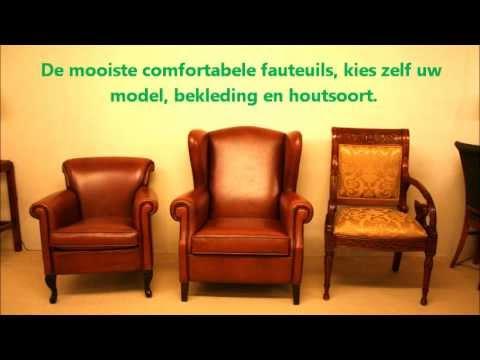 Klassieke fauteuils bij koekoek klassieke meubelen amstelveen