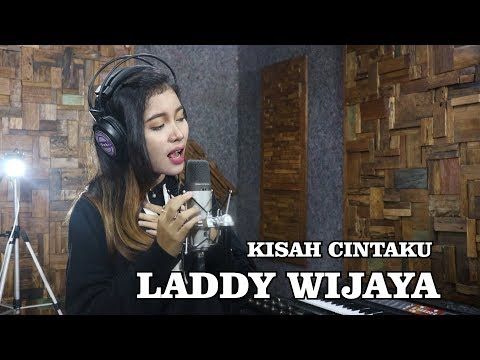 KISAH CINTAKU ( CHRISYE )  cover by LADDY WIJAYA