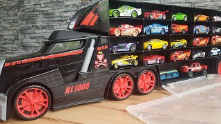 Toy Cars Review by Truck Hot Wheels Toys coolest cars set
