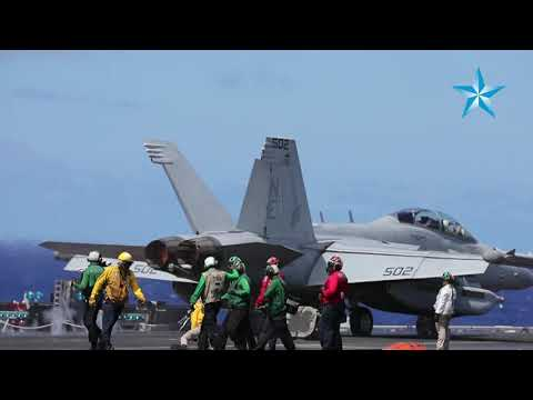 San Diego-based Carl Vinson Carrier Strike Group in Hawaii for large-scale exercise
