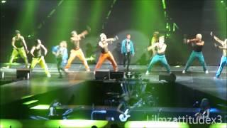 [FANCAM] 2NE1 CLAP YOUR HANDS WORLD TOUR LIVE HD