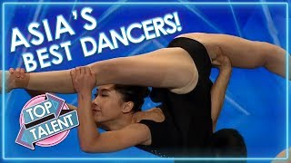 BEST DANCE GROUPS On Asia