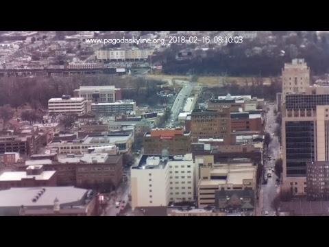 Pagoda-Skyline Live Stream