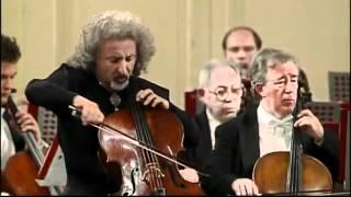 Respighi.- Adagio con variazioni, Maisky / Temirkanov