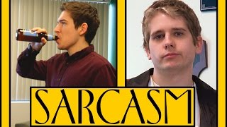 Repeat youtube video Sarcasm with Seamus | Michael Bay & Intervention