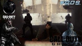 "Call of Duty Ghosts #009 ""Der Gejagte""  [Singleplayer] [Gameplay] [Deutsch] [Full HD]"