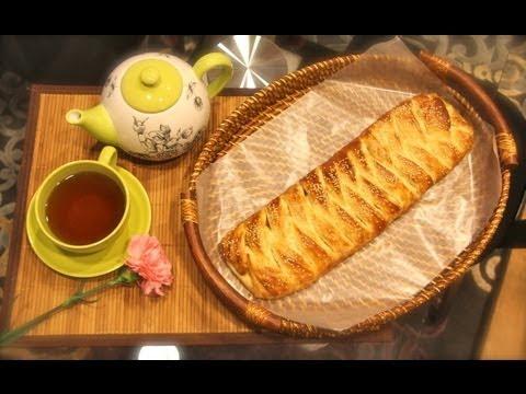 شیرینی دانمارکی به سبکی دیگر Shirini Danmarki 2