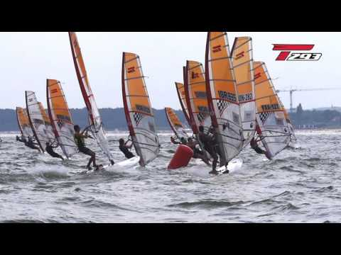 BIC TECHNO 293 EUROPEAN CHAMPIONSHIP 2016 - Highlights