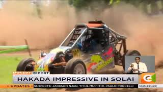 Hakada impressive in national autocross championship