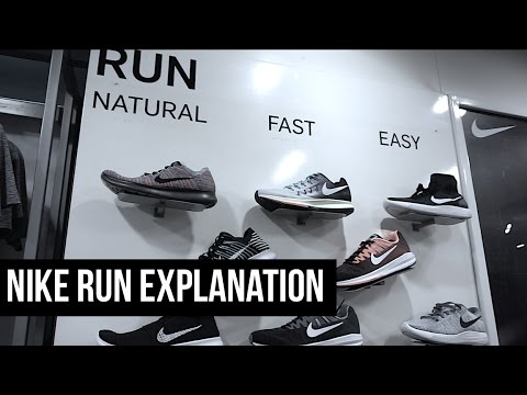 THE SNKRS - NIKE RUN EXPLANATION (Bahasa Indonesia)