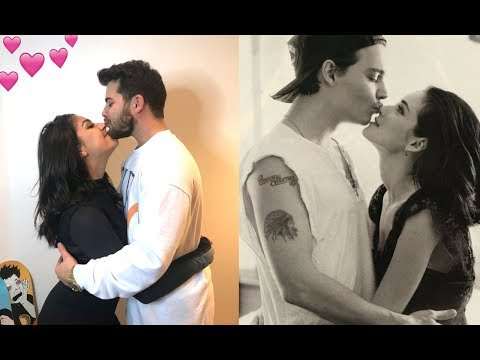 RE-CREATING CELEBRITY COUPLE PHOTOS WHILE DRUNK