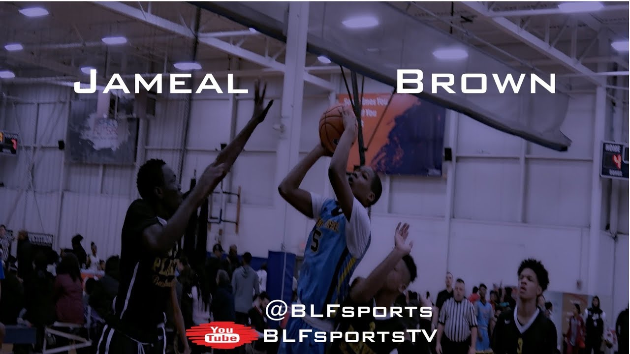 Team Final 2022 6'3 G Jameel Brown Highlights vs Playaz Club