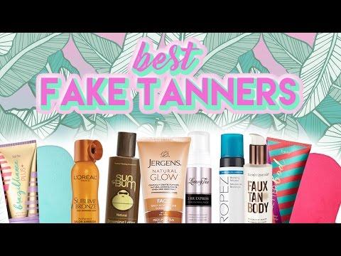 Best Self Tanner & Bronzer for Pale People! | KristenLeanneStyle