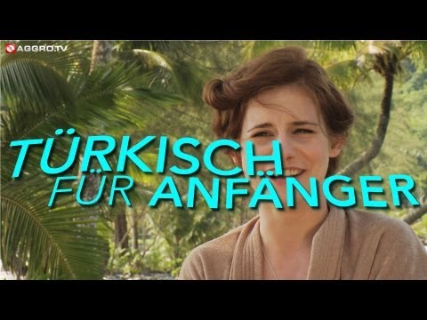 TÜRKISCH FÜR ANFÄNGER - INTERVIEW 02 - JOSEFINE PREUß ALIAS LENA (OFFICIAL HD VERSION AGGRO TV)