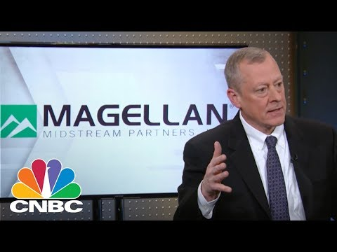 Magellan Midstream Partners CEO: Hyper-Competitive Market | Mad Money | CNBC