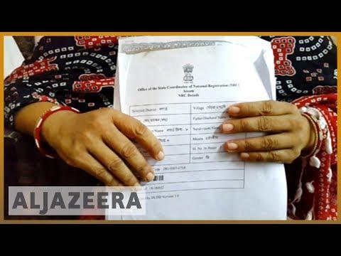 🇮🇳 Assam: Some 4 million left out of final India NRC draft list | Al Jazeera English