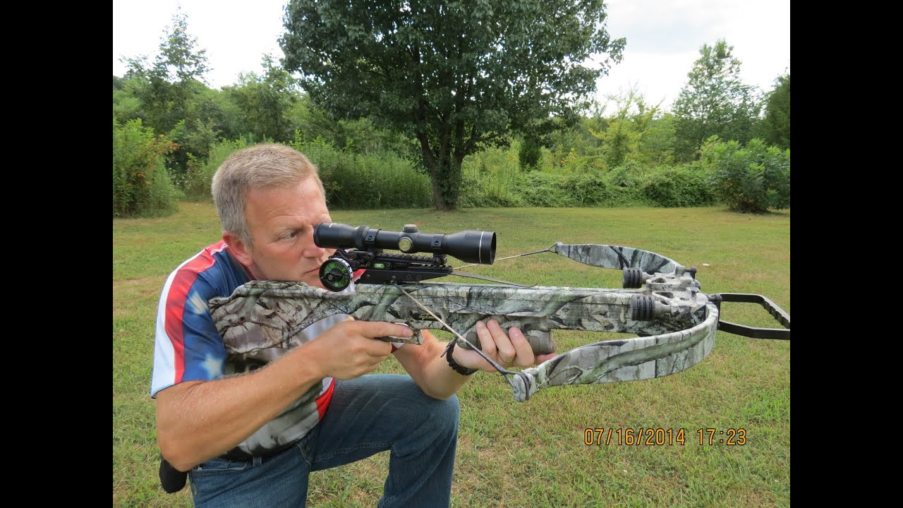 Excalibur Matrix 405 Longest Crossbow Shot 250 Yards