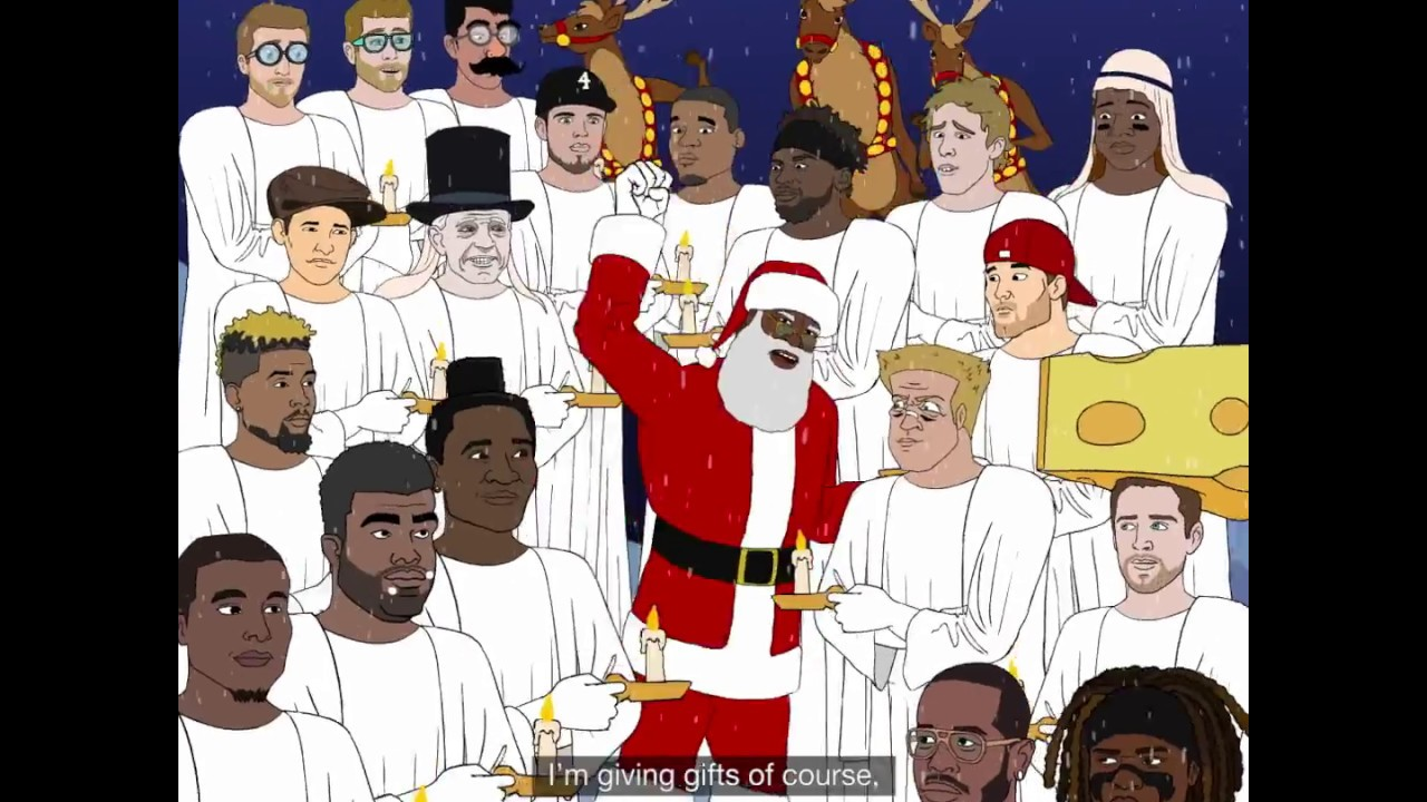 Download Gridiron Heights, Ep. 15: Santa Claus Gives Gift of Football in Christmas Rap