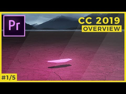 14 NEW FEATURES for Better Editing in Premiere Pro (CC 2019)
