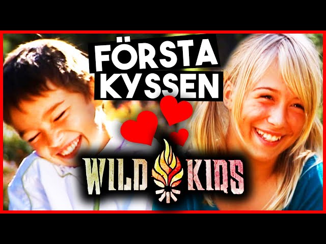 WILLIAMS FÖRSTA HÅNGEL - Wild kids ep. 8