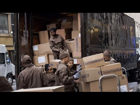 UPS CEO: Holiday Delivery Season Off to Good Start