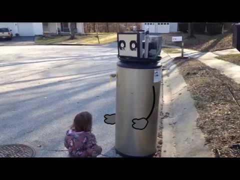 I Love You Robot - ENHANCED