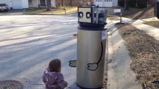 I Love You Robot  ENHANCED