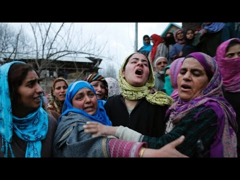 Two Civilians Killed In Firing On Protesters In Kashmir