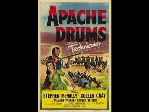 Apache Drums  1951