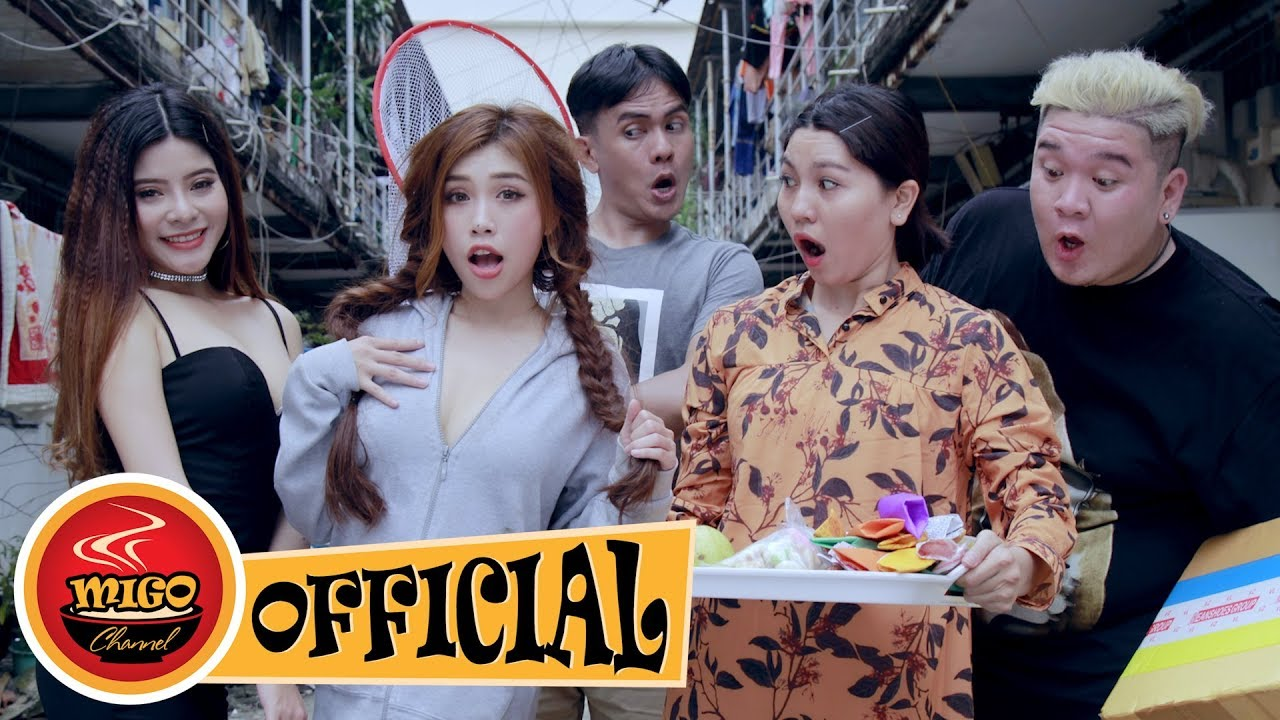 Mì Gõ | Tập 143 : Cuộc Chiến Cô Hồn (Phim Hài 2017)