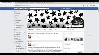Creating Private Facebook Event