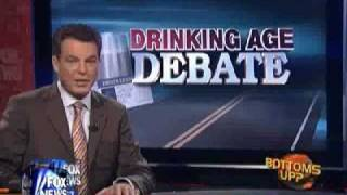 NYRA Debates Lower Drinking Age on Fox News