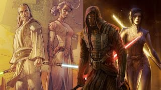 5 Jedi that Fell in Love (Valentines Day Special) | Generation Tech