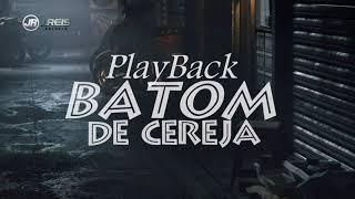 PlayBack Batom com Cereja top j .reis