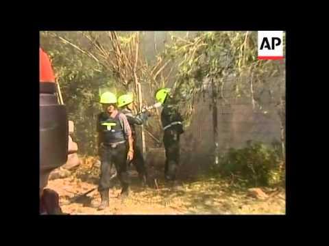 Three Killed As Barrage Of Hezbollah Rockets Hit Northern Israel
