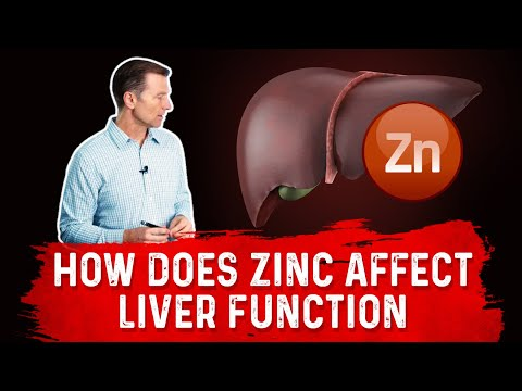 Zinc Deficiency and Your Liver