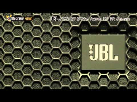 JBL SRX812P 2-Way Active 12
