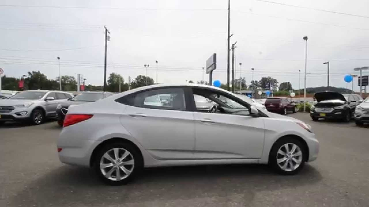 Elegant 2013 Hyundai Accent GLS | Silver | DU441565 | Skagit County | Mt Vernon    YouTube