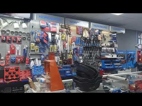 Фирменный магазин NORDBERG в Крыму